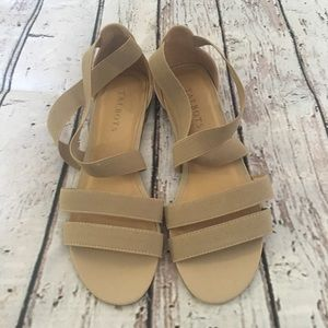 New sandals by Talbots